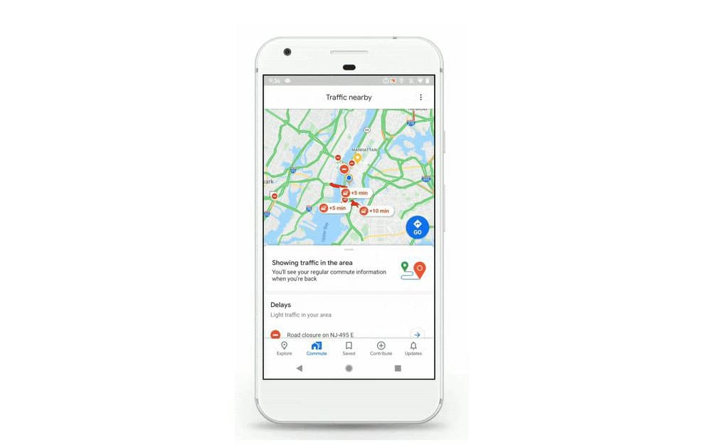 Google Maps for iPhone and Android update: What's new
