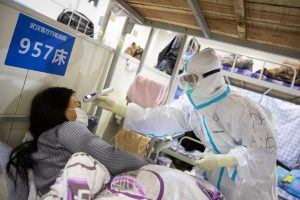 COVID-19 more fatal in men, France warns of pandemic risk