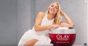 Olay says it will stop skin retouching in its ads by the end of the year