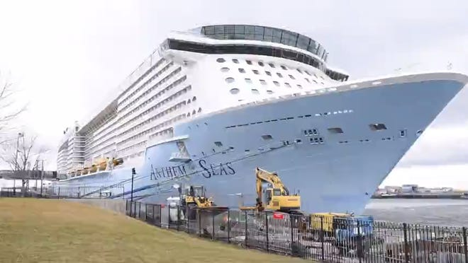 Royal Caribbean passengers test negative in New Jersey