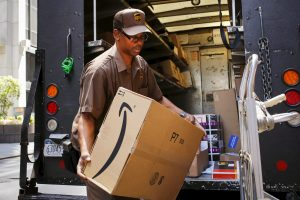 Amazon speeds up same-day delivery after building fulfillment centers