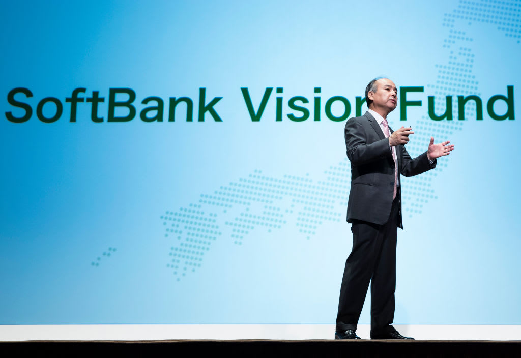 SoftBank strategy shifts from long-term domination to survival