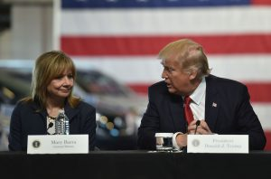 Trump criticizes GM, CEO Mary Barra for wanting 'top dollar' for ventilators