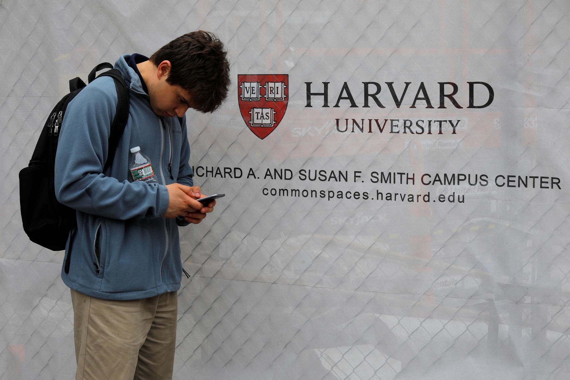 Coronavirus live updates: Harvard orders students to vacate