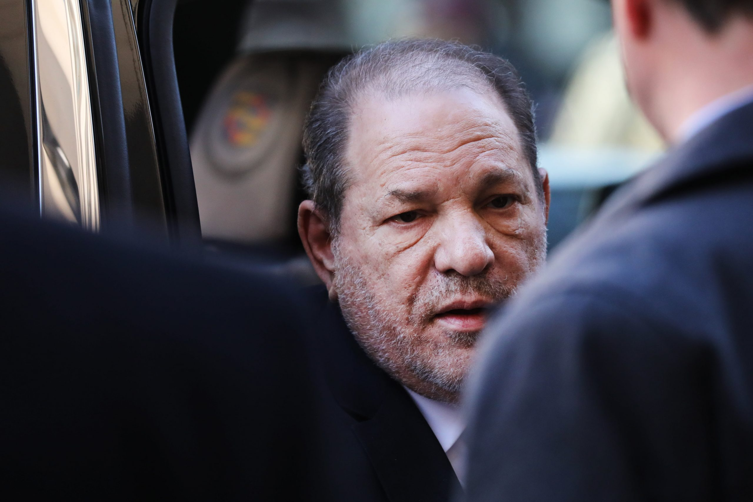 Harvey Weinstein sentenced to 23 years in prison for rape, sex assault