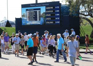 PGA Tour won't allow fans for foreseeable future due to coronavirus